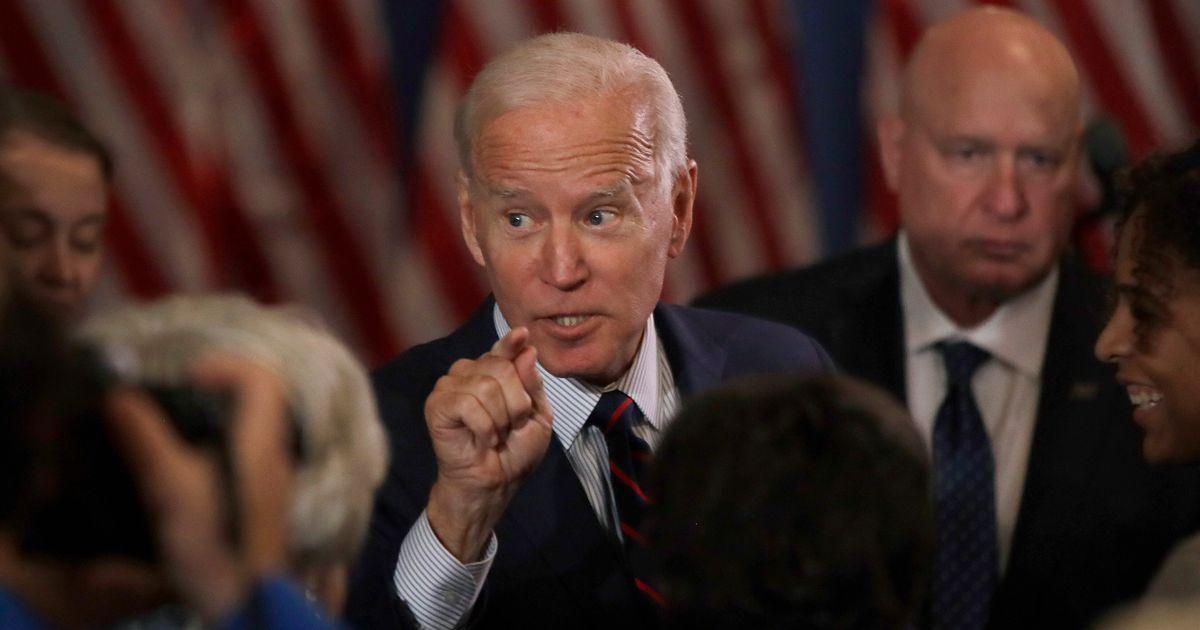 Biden Campaign Skewers Newspaper For Helping Trump Spread Debunked Conspiracy