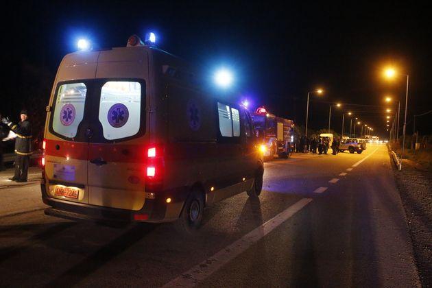 Tρεις νεκροί και δώδεκα τραυματίες σε τροχαίο έξω από τον Λαγκαδά