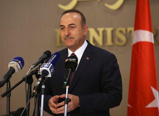 Ο Τούρκος ΥΠΕΞ, Μεβλούτ