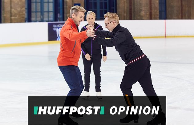 Dancing On Ice Might Be Just A Skating Show, But Its First Same-Sex Couple Could Make History