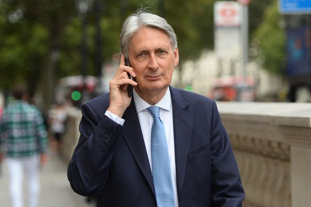 Philip Hammond Says He Will Not Back Election As Brexit Crisis Looms