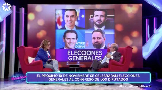 José María García en
