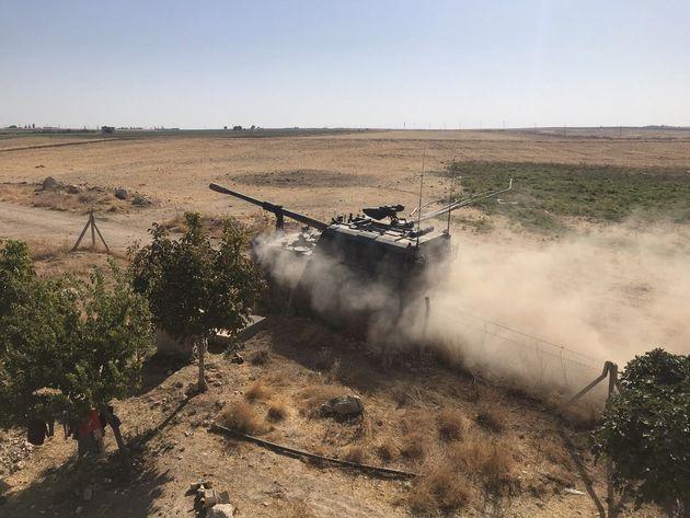 Τουρκική εισβολή στην Συρία:τρίτη και