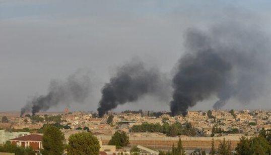 Syrie: l'offensive turque contre les forces kurdes suscite une volée de
