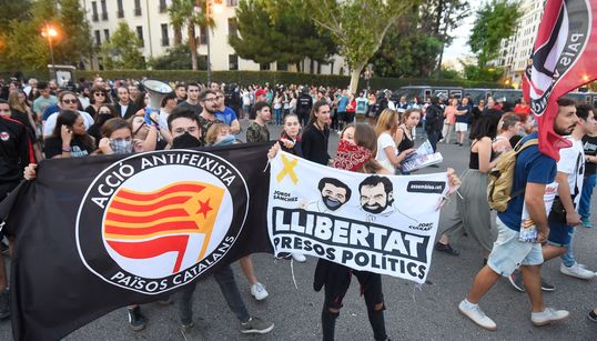 Attention Is Again On Catalonia As Spain's Future Rests On A Single Court