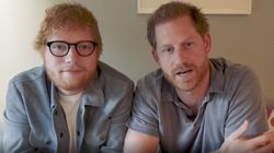 'Gingers Unite': Prince Harry And Ed Sheeran Team Up For A Good