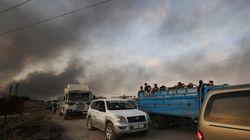 Les images de l'attaque de la Turquie en Syrie contre les