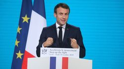 Macron annonce que la France augmente de 15% son budget de lutte contre le