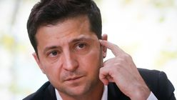Ukraine President Insists There Was 'No Blackmail' In Phone Call With