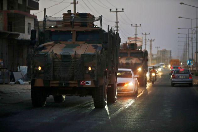 Η Φινλανδία διακόπτει τις εξαγωγές όπλων στην Τουρκία λόγω της εισβολής στη