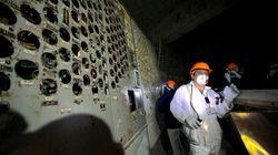 Ανοιχτό στους τουρίστες το κέντρο ελέγχου του πυρηνικού σταθμού του