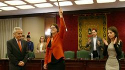 Ferraz suspende cautelarmente de militancia a la alcaldesa de