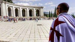 El senador que pidió dinamitar el Valle de los Caídos solicita ahora expulsar a los benedictinos de la