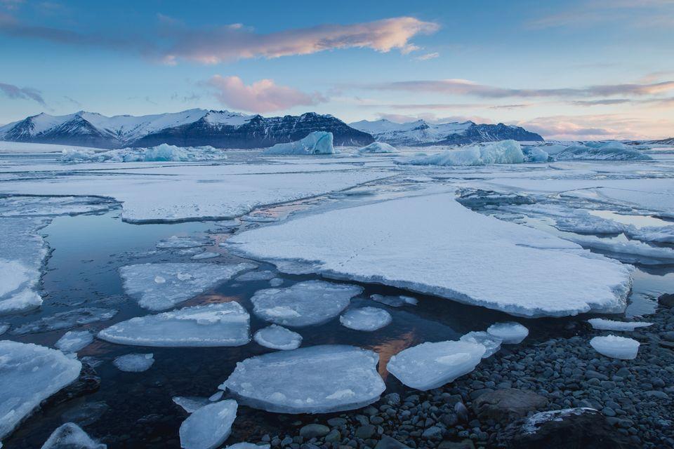 Τι θα συμβεί αν λιώσουν όλοι οι πάγοι της γης σε μια