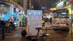 À Hong Kong, ils diffusent l'épisode de
