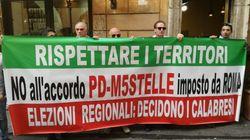 Circoli calabresi del Pd a Roma: no all'accordo con M5s per le