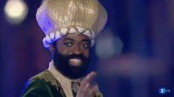 El gesto de Baltasar en la Cabalgata de Reyes que se hace viral 10 meses después: ¿qué