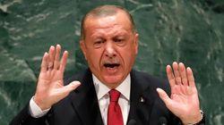 Erdogan enviará millones de refugiados a la UE si critica su invasión de