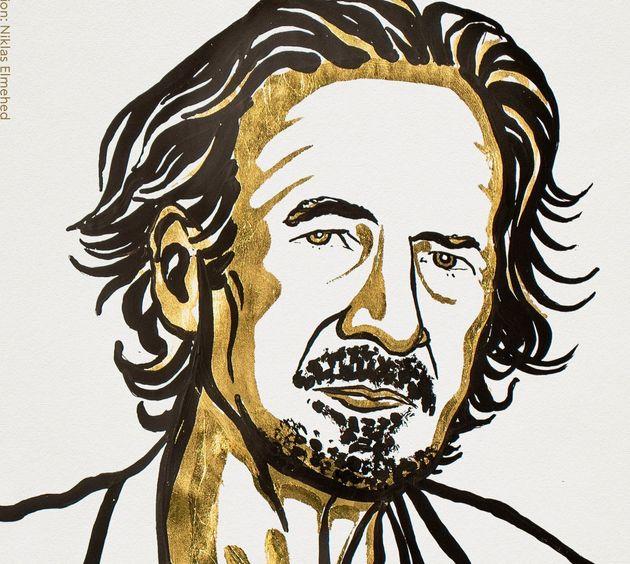 Peter Handke, lauréat du prix Nobel de littérature
