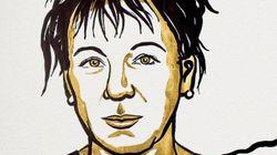 La Polonaise Olga Tokarczuk remporte le prix Nobel de littérature