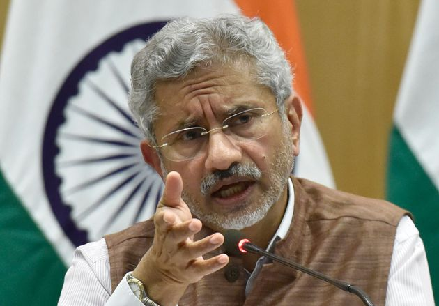 File image of External Affairs Minister S