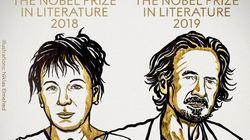 La Polonaise Olga Tokarczuk remporte le Nobel de littérature 2018 (non attribué l'an