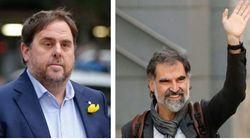 Los acusados del 'procés', uno a