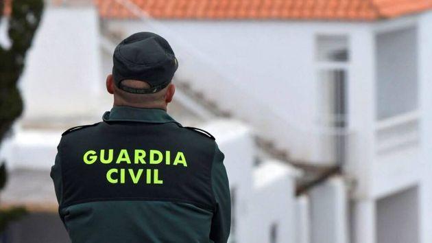 Imagen de archivo de un guardia