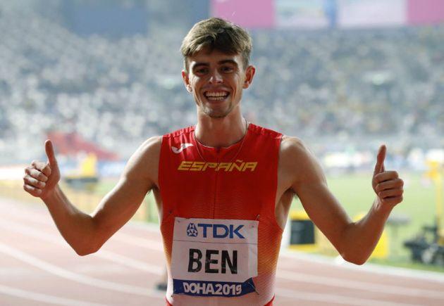 Adrián Ben consiguió una magnífica sexta posición en
