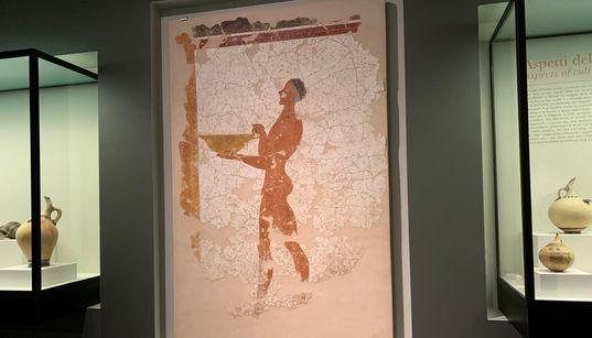 «Πομπηία και Σαντορίνη: Η αιωνιότητα σε μια μέρα» - Εγκαίνια της έκθεσης στη