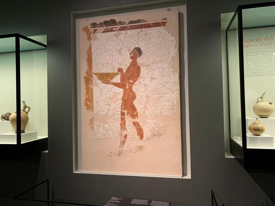 «Πομπηία και Σαντορίνη: η αιωνιότητα σε μια