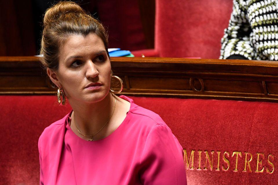 """Marlène Schiappa: """"Les réseaux sociaux, dernier recours des victimes de violences conjugales, il faut que ça change"""""""