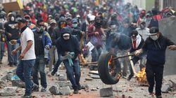 Pourquoi 5 pays d'Amérique latine se soulèvent au même
