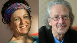 Olga Tokarczuk e Peter Handke ganham Prêmio Nobel de