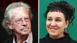 Les Nobel de littérature 2018 et 2019 remis à une Polonaise et à un