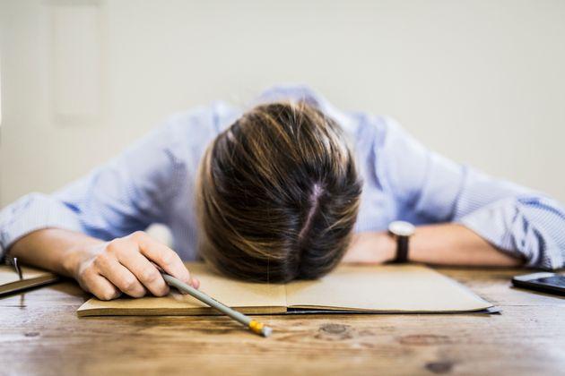 Les psychologues et les spécialistes en ressources humaines ont identifié les symptômes...