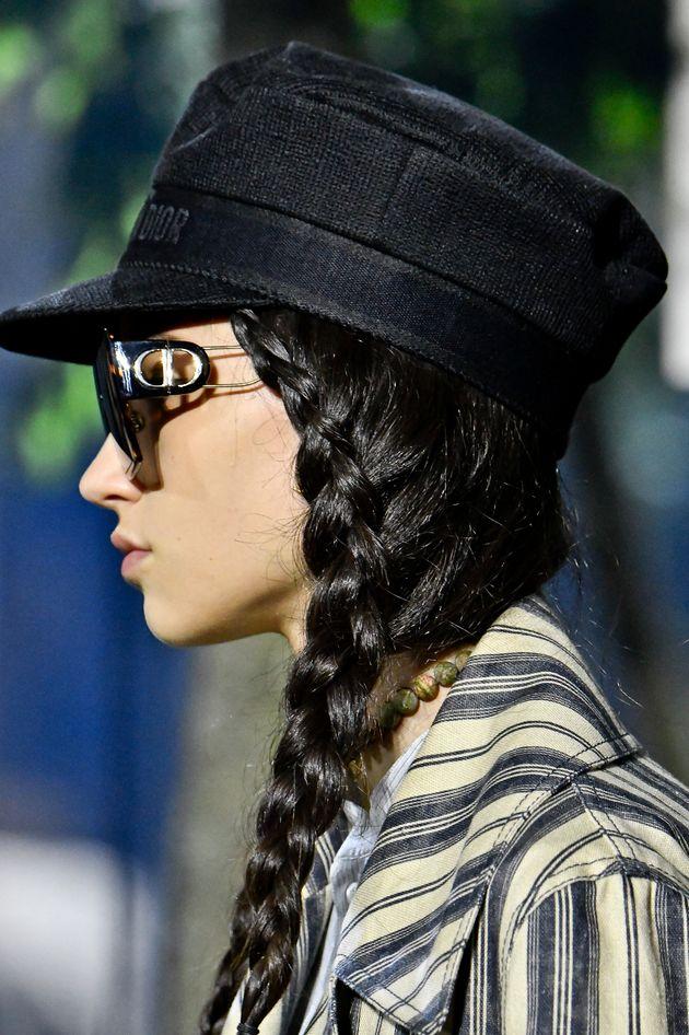 5 coiffures repérées sur les défilés à