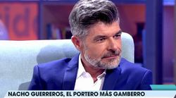 Nacho Guerreros, de 'La que se avecina', irreconocible en Instagram: así era hace casi 30