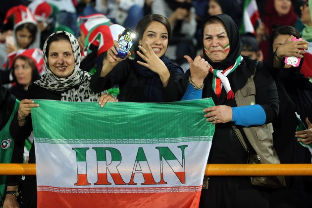 The Islamic Republic has barred female spectators from football and other stadiums for around 40 years,...