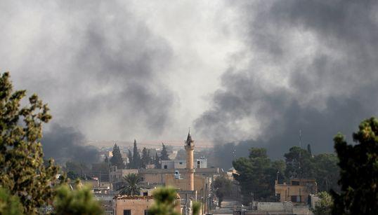 """Erdogan en offensive en Syrie: les kurdes perdants, les Etats arabes cocus du """"grand"""