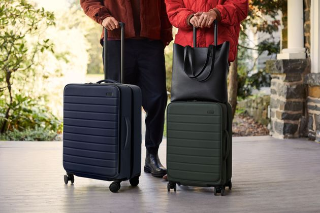 Away's first-ever soft-sided luggage is finally
