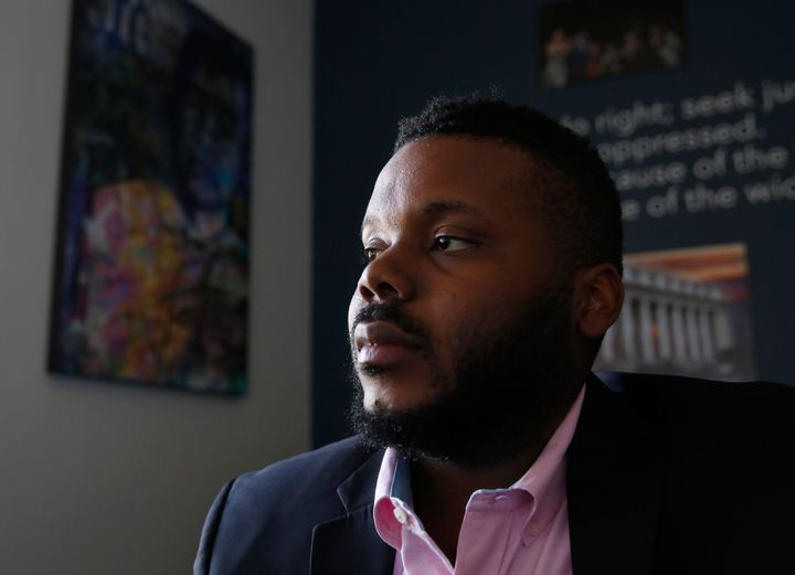 Stockton Mayor Michael Tubbs initiated the program to give $500 a month to 125 residents. Tubbs says the privately funded program could be a solution to the city's poverty problem.
