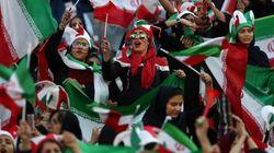 Las mujeres iraníes hacen historia al entrar por primera vez desde 1979 a un estadio de