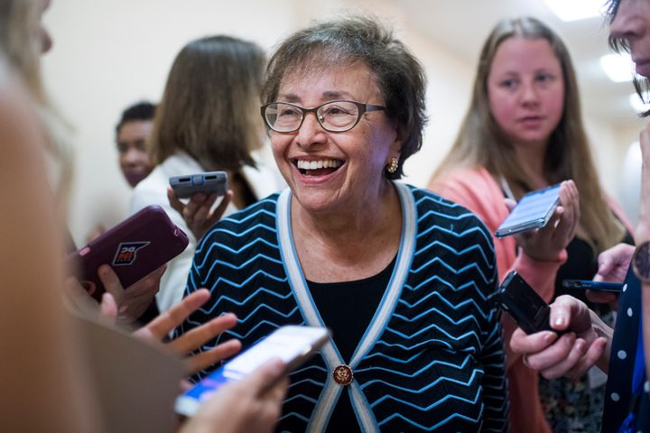 Rep. Nita Lowey's retirement is likely to set off a scramble for one of New York's famously safe Democratic House seats.