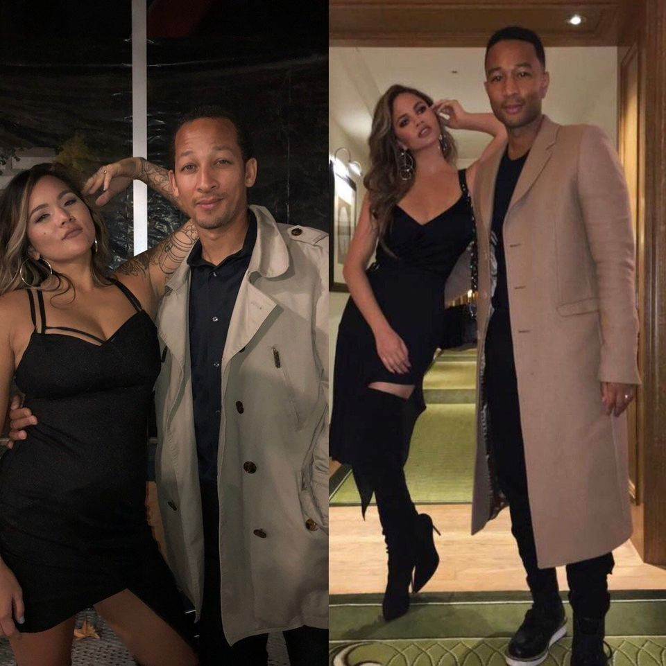 20 Of The Best Costume Ideas Inspired By Celebrity Couples Huffpost Life