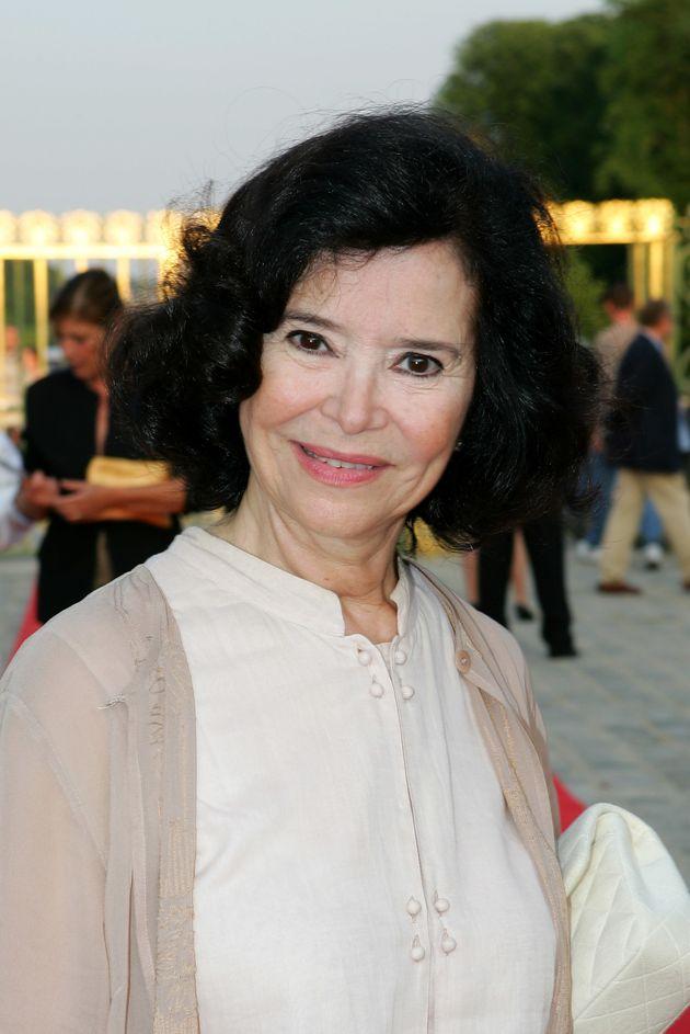 L'actrice populaire des années 70 Marie-José Nat (ici photographiée à la...