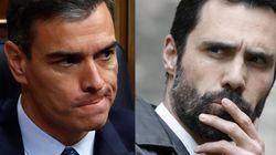 El presidente del Parlament pide a Sánchez aportar una solución para