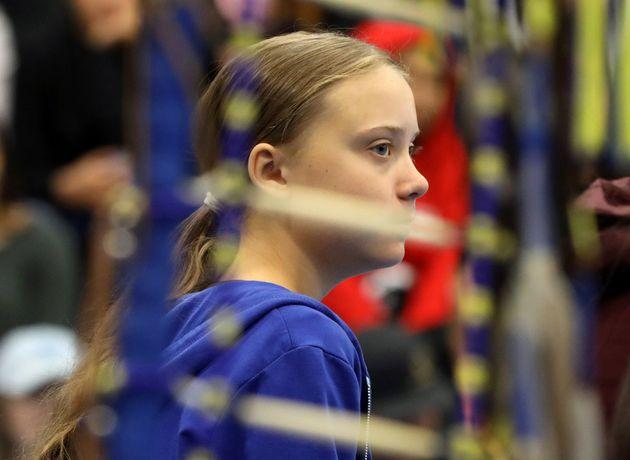 Les engagements de Greta Thunberg sont-ils vraiment compatibles avec le Nobel ? (photo prise aux États-Unis...
