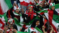 Iran Women Attend FIFA Soccer Game For First Time In