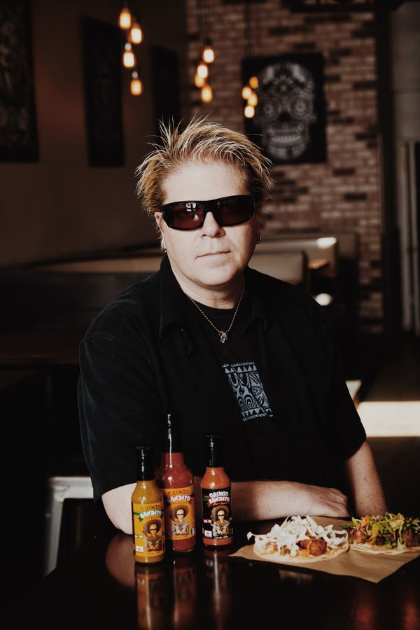 """Offspring lead singer Dexter Holland is a kind man. A very kind man. He has a brand of&nbsp;<a href=""""http://gringobandito.com"""